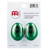 Meinl Egg Shaker Pair รุ่น ES2-Green เชคเกอร์รูปทรงไข่เขย่า - สีเขียว