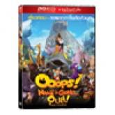 OOOPS! NOAH IS GONE...อุ๊ปส์! ก๊วนซ่าป่วนวันสิ้นโลก (DVD Auto Play)