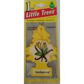 น้ำหอมปรับอากาศรูปต้นไม้ - กลิ่นVanillaroma