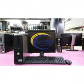 DELL 760 SFF( ครบชุด ) LCD 17 นิ้ว