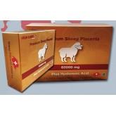 High Care Premium Sheep Placenta 60000 Plus Hyalunic Acid รกแกะ 60000 MG นำเข้าจากสวิตเซอร์แลนด์