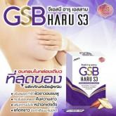 LS Celeb GSB Haru S3 จีเอสบีฮารุเอส 3 ผอม ขาว อึ๋ม 3in1 เซ็ต 1 กล่อง