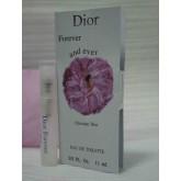 น้ำหอมขนาดทดลองผู้หญิง dior forever and ever 11 ml