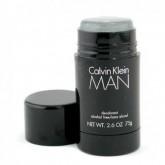 โรลออนCalvin Klein แท่งระงับกลิ่นกาย Man  ปกป้องใต้วงแขนยาวนานทั้งวัน. 75g/2.6oz