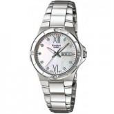 นาฬิกาข้อมือ คาสิโอ Casio Sheen รุ่น SHE-4022D-7ADF