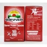 BANNER PROTEIN 30cap (แบนเนอร์ โปร์ตีน)