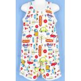 ชุดนอนเด็กชาย ไซส์ 3-4  ผ้ายืด (ชุดเสื้อกล้าม) กลุ่มลายรถ,เครื่องบิน ,สัตว์ต่างๆ คลิกดูลายเพิ่มเติม