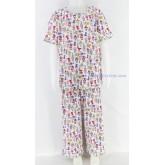 ชุดนอนเด็กชาย ไซส์ 4-6 แขนสั้น ขายาว ผ้ายืด (แบบคอกลม กระดุมผ่าหน้า) คลิกดูรายละเอียดเพิ่มเติม