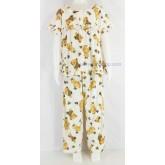 ชุดนอนเด็กหญิง ไซส์ 4-6 แขนสั้น ขายาว (แบบกระดุม 2 เม็ด โบว์อก) ผ้ายืด คลิกดูรายละเอียดเพิ่มเติม