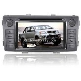 DVD GPS Bluetooth ตรงรุ่น new Fortuner 2012 (Navi model)