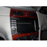 DVD GPS Bluetooth ตรงรุ่น W209 CLK W219 CLS