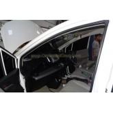 เครื่องเสียง DVD GPS Bluetooth จอทัชสกรีน 6.5 นิ้ว ตรงรุ่น Honda Freed