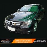Benz W204 C Class Video interface Digital TV กล้องถอย