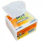 กระดาษเช็ดปาก Pure Pulp (120 ห่อ/กล่อง)