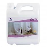 เอ็น-รัส N-Rust ผลิตภัณฑ์ล้างห้องน้ำ สนิมสุขภัณฑ์ (5000 มล./แกลลอน บรรจุ 4 แกลลอน/กล่อง)