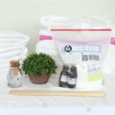 MIXI WASH หัวเชื้อน้ำยาซักผ้าสูตรซักมือ - ซักเครื่อง