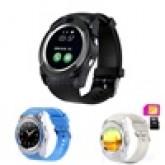 นาฬิกาSmart Watchใส่ซิมโทรได้ หน้าจอสัมผัสมีกล้องถ่ายรูป ใส่sdการ์ดได้ใหม่ล่าสุด