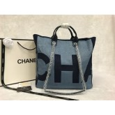 Chanel Large Shopping Tote Bag