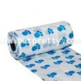 ถุงเก็บมูลสุนัขแบบรีฟิลมี 4 ม้วนคละลาย