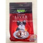 ขนมหมาPrama Delicacy Snack Liver70g แพ็ก 3ซอง