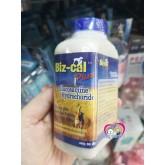 สารเสริมอาหาร บำรุงกระดูก แคลเซี่ยม Biz-Cal Plus 60เม็ดสำหรับสุนัขกลาง-ใหญ่ สูตรผสม Glucosamine
