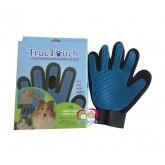 True touch Dog Grooming Glove ถุงมือรูดขนร่วง