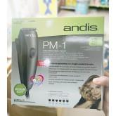 ปัตตาเลี่ยนสุนัข Andis Clipper รุ่นPM-1สำหรับใช้งานที่บ้าน ปรับขนสั้นยาวตามชอบได้ บอดีสีดำรุ่นใหม่