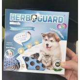 ยาจุดกันยุง น้องหมา สมุนไพร ยี่ห้อ Herbguard แบบ 8 ขด รุ่นแถมถาดรองในเซ็ท