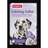 ฺBeaphar ปลอกคอลดเครียด  ปลอกคอหมาลดก้าวร้าว Calming collar ยาว 65ซม