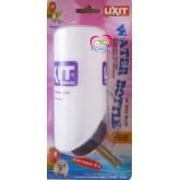 LIXIT ขวดน้ำปากกว้าง (ยี่ห้อลิกซิท) LIXIT ขนาด8 oz.(220มล) สีม่วง