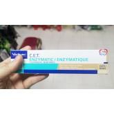 ยาสีฟัน C.E.T Virbac Enzymatic Toothpaste :Beef รสเนื้อ สูตรพิเศษเน้นควบคุมหินปูน 70กรัม