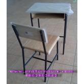 โต๊ะเก้าอี้นักเรียน มอก. ระดับ 6 มัธยมศึกษา kkw1-3