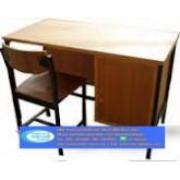 โต๊ะก้าอี้นักเรียน โต๊ะทำงานข้าราชการ ระดับ 1-2 kkw1-12