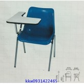 โต๊ะเก้าอี้นักเรียน เก้าอี้โพลีเลคเชอร์ kkw7-5