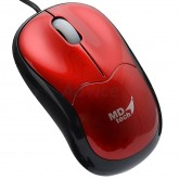 MOUSE MD 27 RED USB
