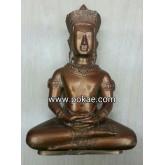 สมเด็จพระธรรมราช (องค์บูชา) พระอาจารย์โอ พุทโธรักษา พุทธสถานวิหารธรรมราช