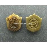 เหรียญกลับดวง รุ่น2พระอาจารย์โอ พุทโธรักษา พุทธสถานวิหสนพระธรรมราช จ.เพชรบูรณ์