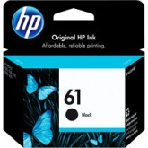 HP 61 Black Ink CartridgeCH561WA