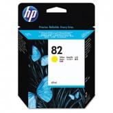 HP No 82 Yellow Ink Cartridge (C4913A)