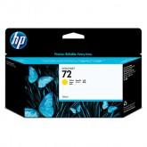 HP 72 130-ml Yellow Ink Cartridge (C9373A)