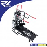 PROLEAGE  Fit ลู่วิ่ง Multi-Function Metnetic Treadmill