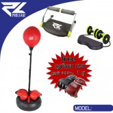 PROLEAGE PUNCHING BALL+revo + mini ฟรีนวม