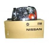 ไฟหน้า ข้างซ้าย นิสสัน ฟรอนเทียร์ LH NISSAN FRONTIER D22T(244)อะไหล่แท้รถยนต์ นิสสัน(รหัส26060VK00B)