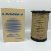 ไส้กรองอากาศ POWER-S สำหรับ รถยนต์ นิสสัน NISSAN ZD30 (165469S00) อะไหล่แท้ รถยนต์(รหัส PSA-320-S)