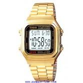 นาฬิกา Casio : Casio Standard รุ่น A178WGA-1AUDF [ A178WGA ]