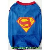 +หมดค่ะ+ เสื้อสุนัข SUPERDOG (เบอร์ 11)