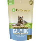 Pet Naturals CALMING Cats ลดเครียดในแมว ตื่นตระหนก พบแพทย์ ต้องเดินทาง ย้ายบ้าน USA 30 ชิ้น