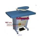 โต๊ะรีดผ้าอุตสาหกรรม สินค้าไทย รุ่น RBT 8FB (แบบมีที่รีดแขนเสื้อ)
