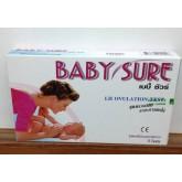อยากมีลูก ต้องใช้ Baby Sure ชุดตรวจสอบระยะการตกไข่ 5 tests