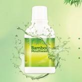 Bamboo Mouth Wash น้ำยาบ้วนปากเยื่อไผ่